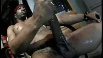'Round The Clock He Jerks His Cock - Encore Video