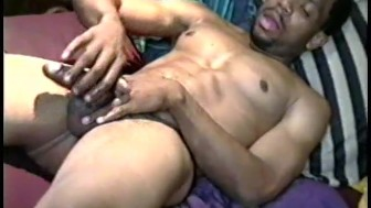 Hot thug pulls his meat for you - Encore Video