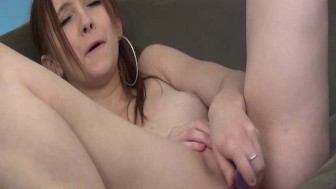 Teen Cries from Orgasming So Hard from a Dildo