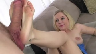 10 Inches of Hard Cock For Cindy Loo