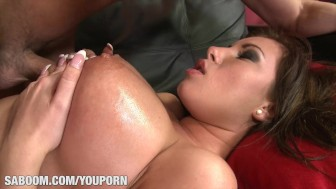 Donna Bells Big Tits at Saboom
