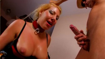 Big booty blonde riding a cock - Kemaco Studio