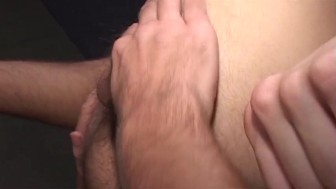 Shy twinks fuck bareback for the camera - Factory Bareback