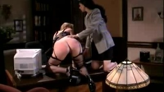 Office Spanking Fetish