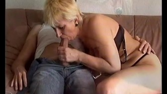 mom first anal today
