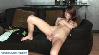 Tiffany Haze Masturbates Juicy Pussy