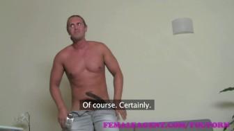 FemaleAgent HD Make me cum