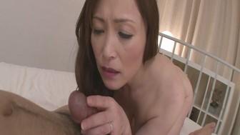 Horny MILF Babe Miyama Ranko Rides Cock On POV