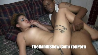 18yr wants that bbc nutso goes ham on her