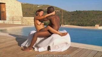 Ebony Outdoor African Sexuality