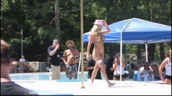 Behind the Scenes Nudes a Popping Festival