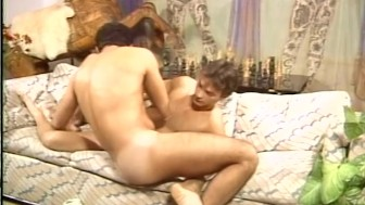 Door-to-door sex salesman - Stallion Video