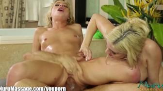 EXCLUSIVE Nuru Massage Ass Fucking with Rocco Siffredi