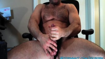 Gorgeous Cock on Boss!