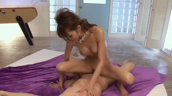 Hot asian girl fucks group of guys - Dreamroom Productions