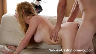 nubiles casting – can she take it deep enough to get the job?
