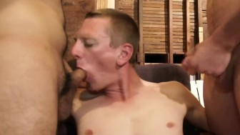 He can never get enough cum - Factory Video