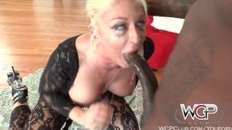 WCP Club Horny blonde Anal Slut fucked hard