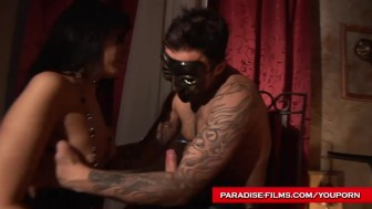 Paradise Films Madison Parker queen of sucking cock