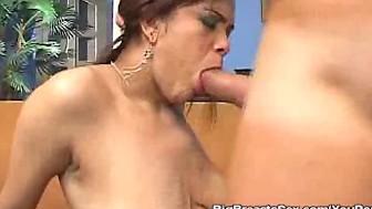 Busty Ana Paula Fucked