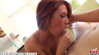 1000Facials Sasha Summers's Nasty Facial
