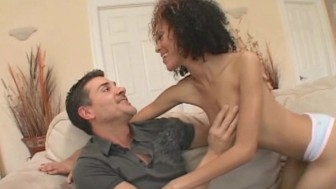 Angel Marie Takes A Cock Ride