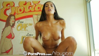 PornPros Oiled bodies and hard fuck