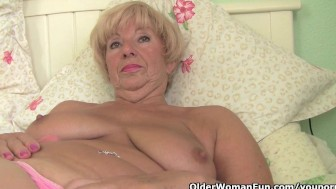 British grannies exposing their lickable fannies