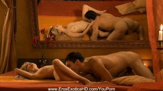 Beautiful Erotic 69 Position