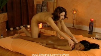 Erotic Lesbian Touch Via Tantra