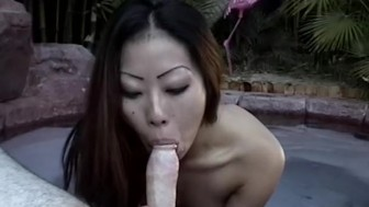 Mind If I fuck By Your Pool? - Pink Kitty