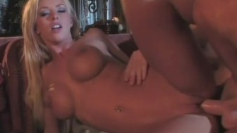 Busty blonde fuck and older guy - CRITICAL X