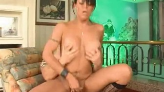 Tranny pounded hard - Robert Hill