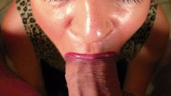 Lipstick POV Blowjob