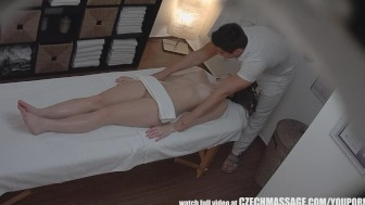 Sensual Oil Massage and Fucking