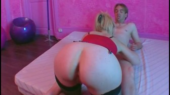 Incredible squirt !!! Vagina contractions !! French amateur