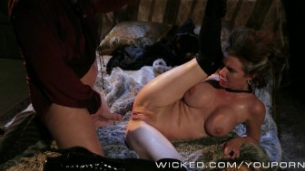 Wicked - Anal fantasy with Veronica