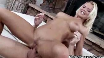 Alexis Amore da anal Latina