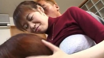 Appealing Tomomi fucked from behind