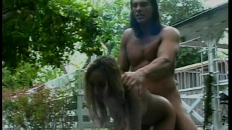 Tight-MILF Rides His Pole - Acid Rain