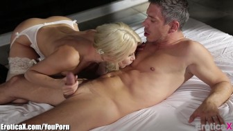 EroticaX Anikka Albrite's honeymoon porn video
