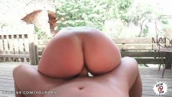 LECHE 69 Poolside Latina likes it deep