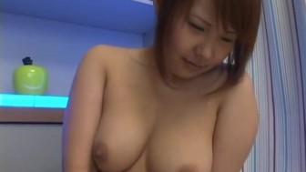 Sexy toy show along Ichigo Morino