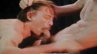 Scorpio Strips & Fucks His Double in PRIVATE COLLECTION (1980)