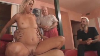 Rough Sex Fantasy For Housewife Swinger