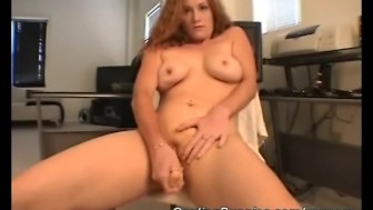 redhead babes first porn casting