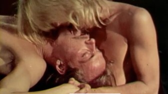 Two Blonde Men Fuck on a Pool Table - DUFFY'S TAVERN (1975)