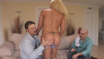 Mommy Goes Wild Fucking New Cock