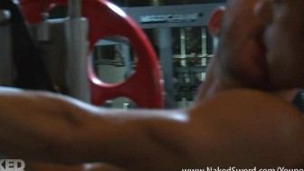 #Workout Scene 3: Ultimate Bench Press