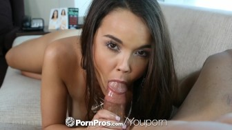 HD PornPros - Business man gets professional sex from Dillion Harper